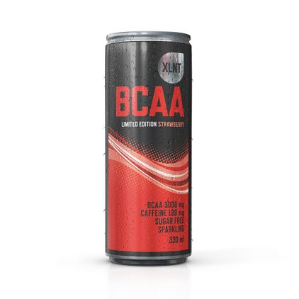BCAA Energidryck - Strawberry LTD
