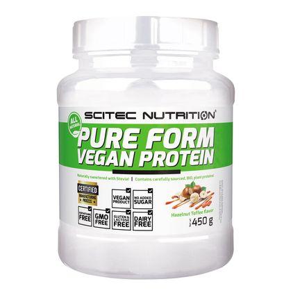 Scitec Pure Form Vegan Protein