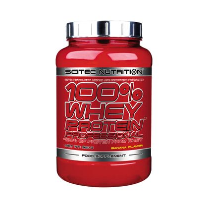 Scitec 100% Whey Protein Professional, 0,92 kg
